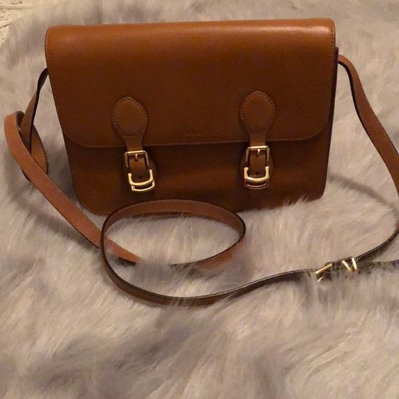 1a6a99c7c827 Lauren Ralph Lauren Handbags - Lauren Ralph Lauren Tate Satchel NEW (trade)